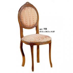 Кресло овал детское классическое Италия ФС 118