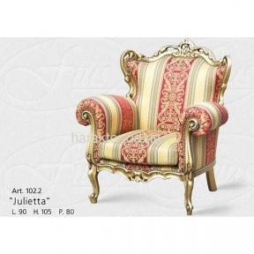 кресло классика ФС 102.2 сол