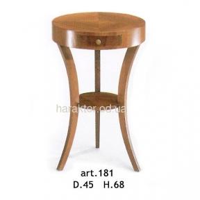Столик под лампу, тумба ФС 181 Италия