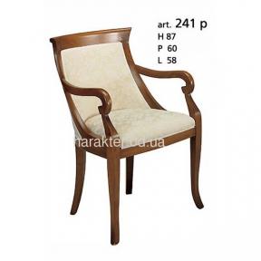 кресло классика из дерева ФС-241