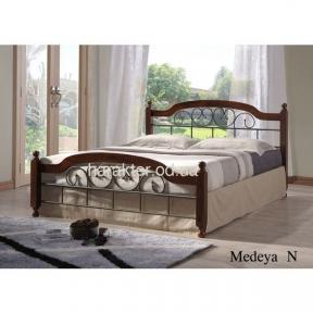 Кровать двуспальная MEDEYA N 160x200 (сток)