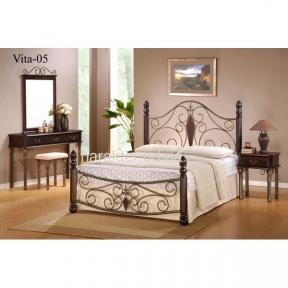 Кровать двуспальная 160*200 Vita сток