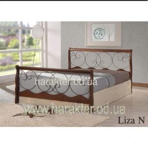 Кровать двуспальная Liza N 160*200 ом
