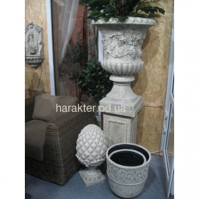 Декоративные горшки, вазы, чаши МОНПЕЛЬЕ