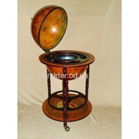 Глобус для напитков с полочками 420mm 42001R, 42001N гп