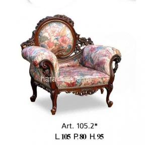Art.105,2 кресло классическое