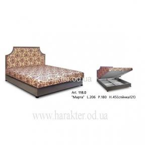 Кровать классическая  Art.118 Италия