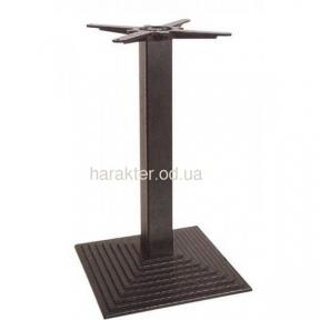 База для стола Пирамида New Black (Н=720 мм)
