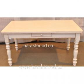 Обеденный стол 150*80*79 см (белый) 200105 кс