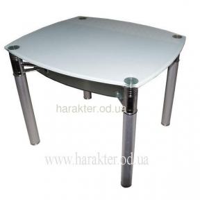 Стеклянный столик раздвижной 867