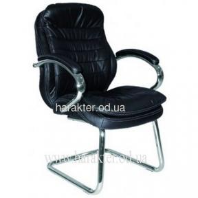 Кресло Валенсия CF кожа черная