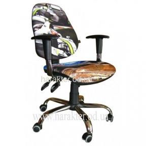 Дизайнерские кресла (Бридж Хром)