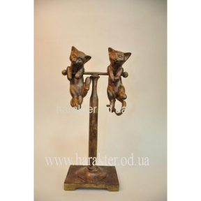 Вешалка для кружек (Кошки) 42 см