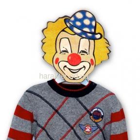 Вешалка «Веселый клоун »
