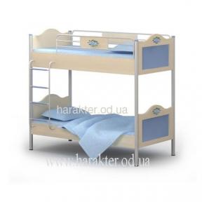 Двоповерхове ліжко An-12
