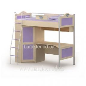 Ліжко+стіл-шкаф An-16-3