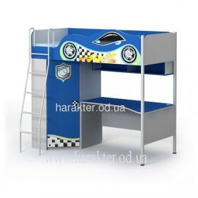 Ліжко+стіл+шкаф Dr-16-2 спальное место 90*200