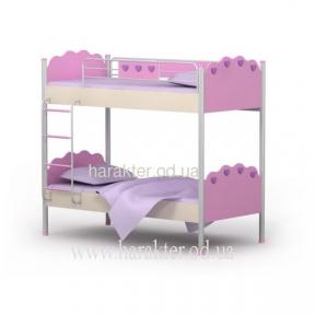 Двоповерхове ліжко Pn-12