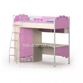 Ліжко+стіл+шафа Pn-16-2