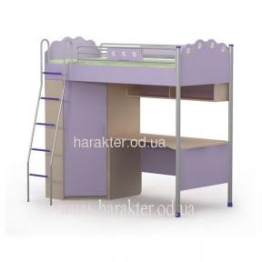 Ліжко+стіл +шафа Si-16-2