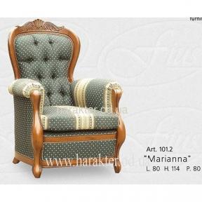 кресло арт.101,2 Италия