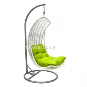 Кресло подвесное Sedico с подставкой