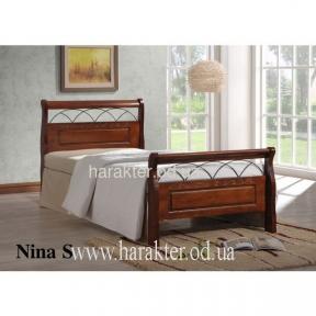 кровать односпальная Nina S 90*200 сток ом