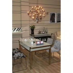 стеклянный стол AS-310