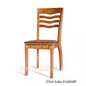 стул деревянный обеденный Luka ОМ