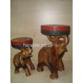 Слон-стул на хоботе,выс-30 см 60004 эм