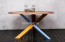Стол в стиле Лофт из дерева ЦЕ WOOD HEDGEHOG