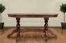 Стол обеденный раскладной деревянный Оскар Люкс, цвет орех мм