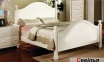 Ліжко двоспальне из дерева Севилья  160*200