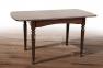 Стол обеденный раскладной деревянный Поло (ультра) мм