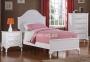 Кровать , спальня из дерева Эмилия в стиле Классика, Прованс