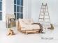 Футон Layti, ліжко-подіум, крісло-ліжко розкладне 90 см, 140 см