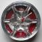 Часы-автомобильный диск для автолюбителей