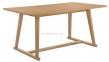 Стол деревянный Примавера 800*1350*750 (клен танзай) кд