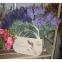 Лаванда букет (ткань 35см) 3 цвета